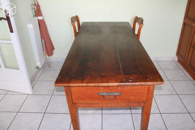 Table De Ferme Ameublement Puy De Dome Leboncoin Fr Home Decor Decor Furniture