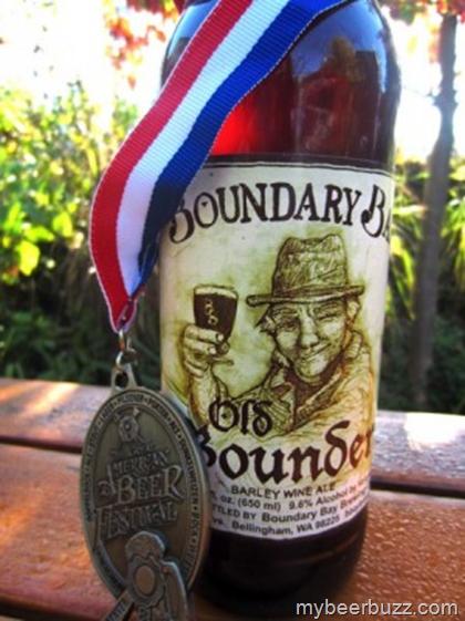 Boundary Bay Wins GABF Silver