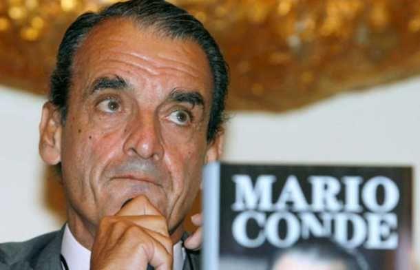 Mario Conde, detenido por presunto blanqueo del dinero de Banesto, labró su leyenda en el negocio farmacéutico con Laboratorios Abelló y Antibióticos.