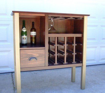 Mini Bar: Small Scale Sideboards | Scale, Bar and Apartment therapy
