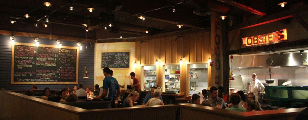 Boston Seafood Restaurant Summer Shack Restaurant The