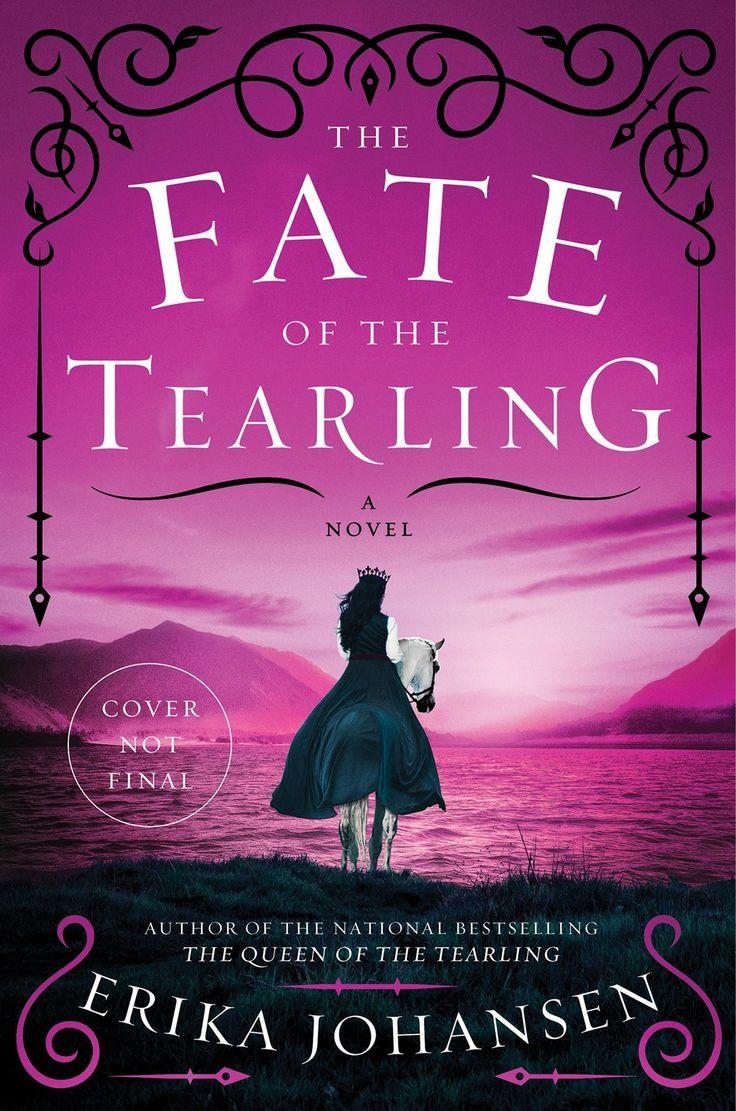 Erika Johansen The Fate Of The Tearling Poster De Peliculas Portadas De Libros La Seleccion Libro