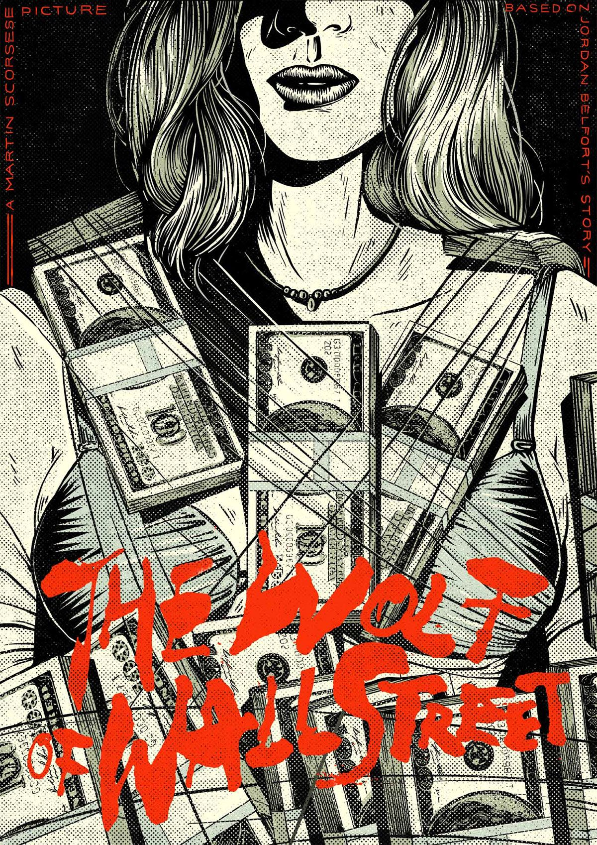 the wolf of wall street on behance with images wolf of on wall street movie id=79021