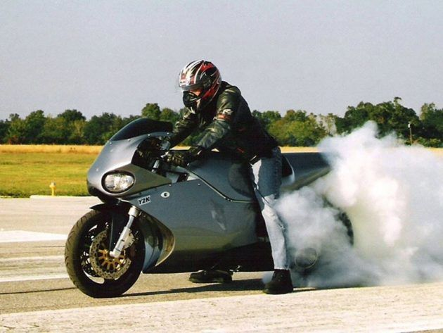 Top 10 The Fastest Motorcycles Of All Times