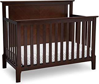 Serta Mid Century Modern Lifestyle 4-in-1 Convertible Baby ...