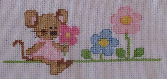 The beapog website punto croce bambole patchwork e - Schemi animali stampabili ...