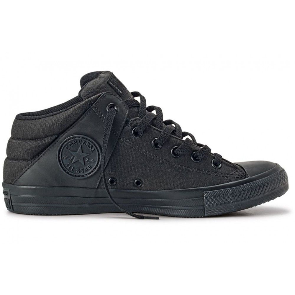 Tênis Converse All Star Ct As Axel Mid Preto CT3772001  491f85e8de508