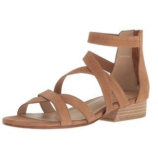 7838db1387ad Shop for Eileen Fisher Womens EVA-Nu Leather Open Toe Casual Strappy Sandals.  Get