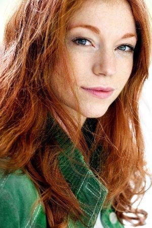 Marleen Lohse Ginger Love Rot Rotes Haar Sommersprossen