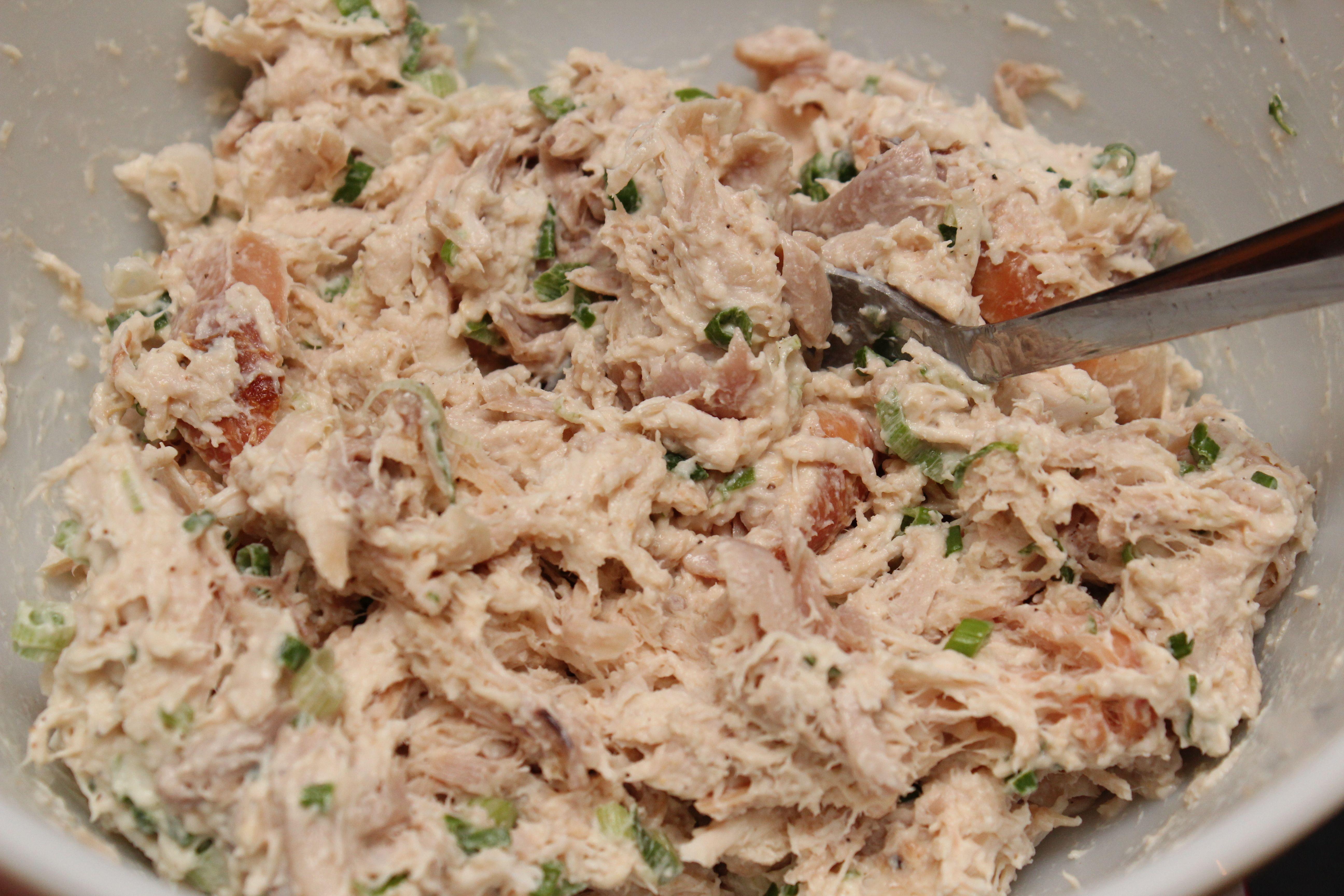 салаты из курицы рецепты с фото простые остановлюсь тех значениях