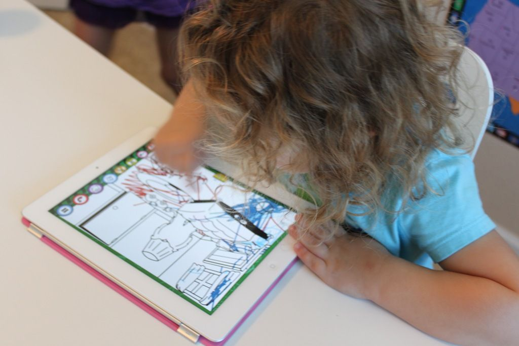 Educational ipad apps prek first grade educational