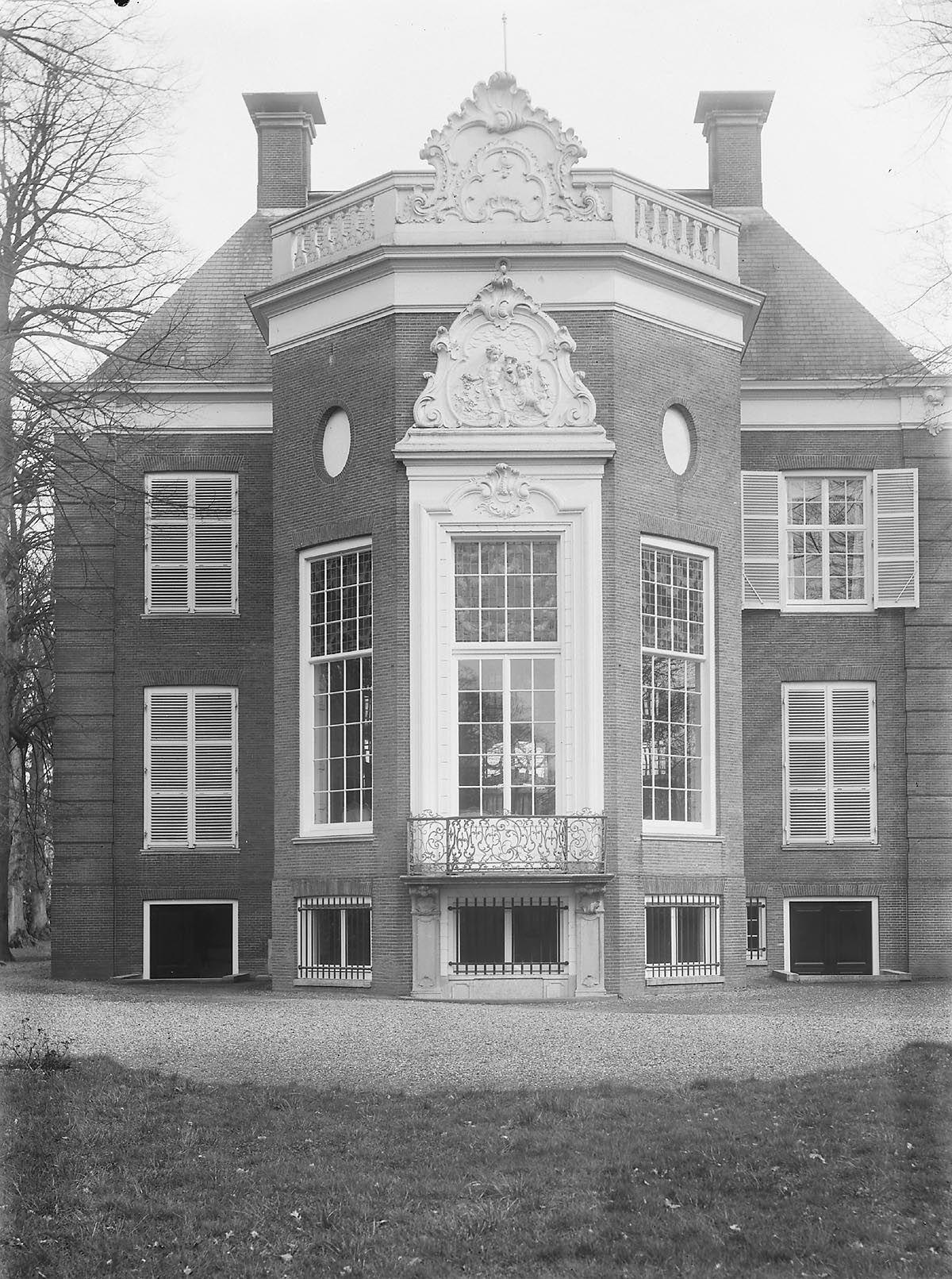 Nieuwersluis: Huis Vreedenhoff
