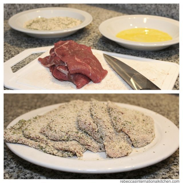 Authentic beef milanesas an argentinian family favorite how to make beef milanesa an easy recipe from argentina forumfinder Image collections