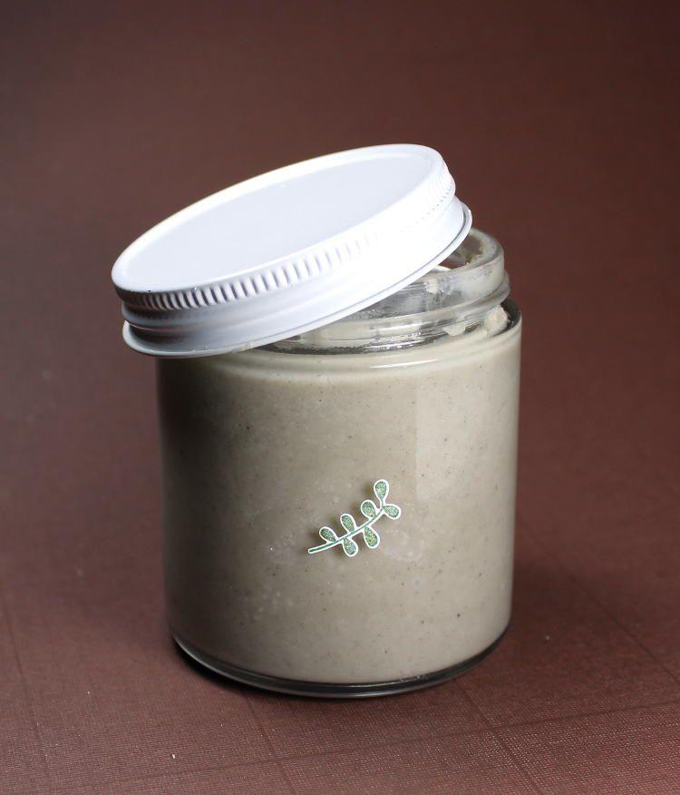 Cream Deodorant Recipe with Lavender and Bentonite Clay