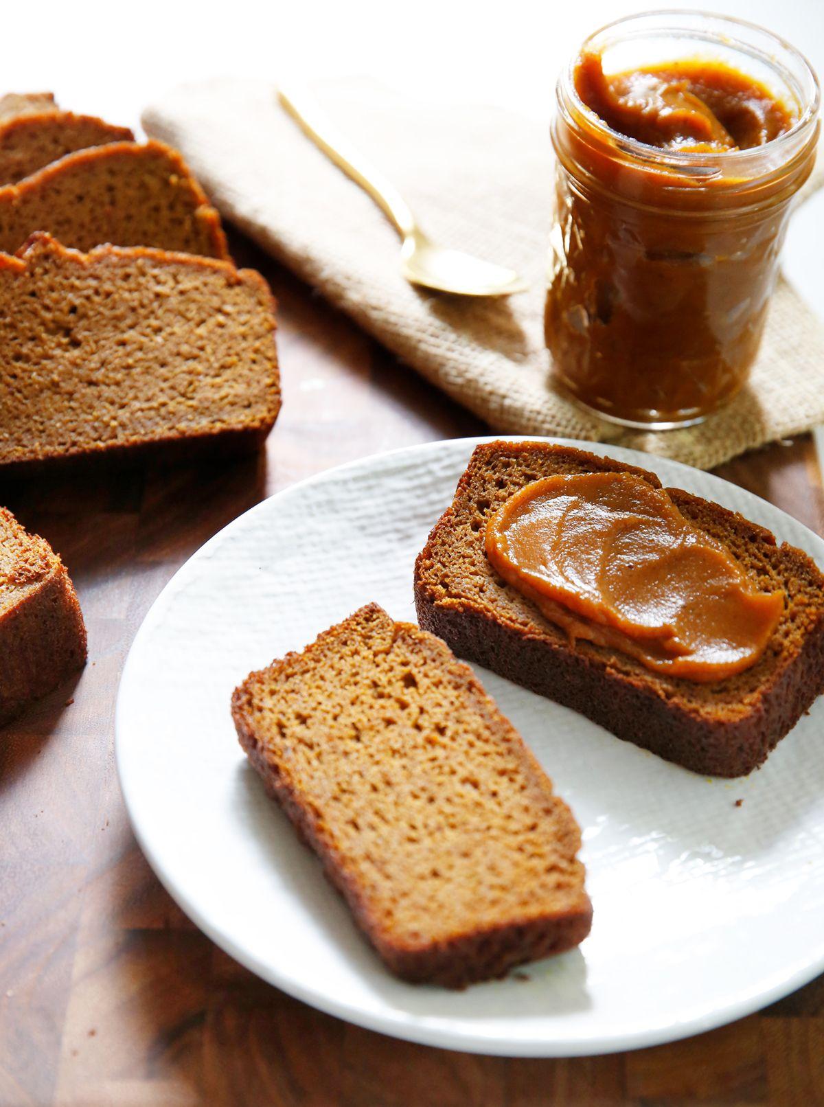 Gluten free pumpkin bread lexis clean kitchen recipe