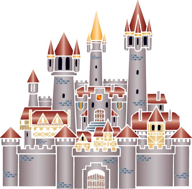 An Old Castle