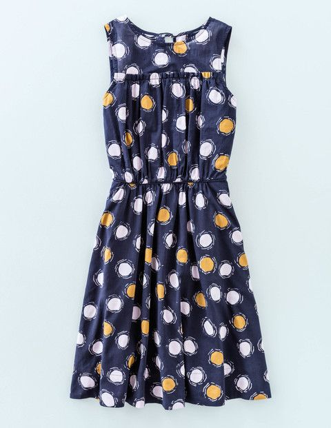 Molly Dress WW031 Day Dresses at Boden