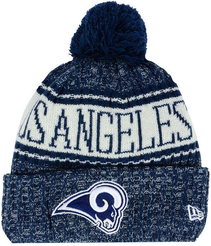 701bd2aca New Era Boys  Los Angeles Rams Sport Knit Hat