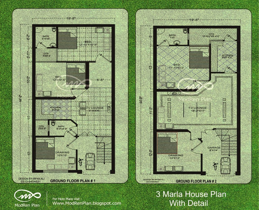 marla modern house plan small plans also pin by noman on rh in pinterest