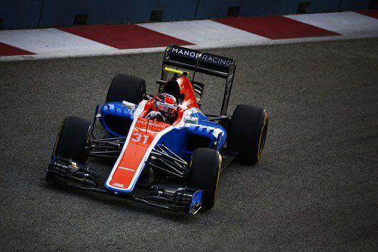マノー 「エステバン・オコンを失望させてしまっている」  [F1 / Formula 1]
