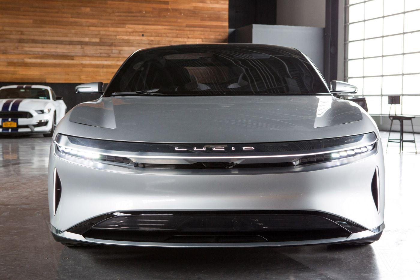 Lucid Motors closes 1 billion deal with Saudi Arabia to