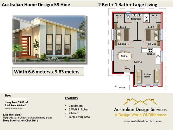 Small Houses Granny Flats Home Design Book Australian And Etsy House Plans Australia House Design Beach House Plans
