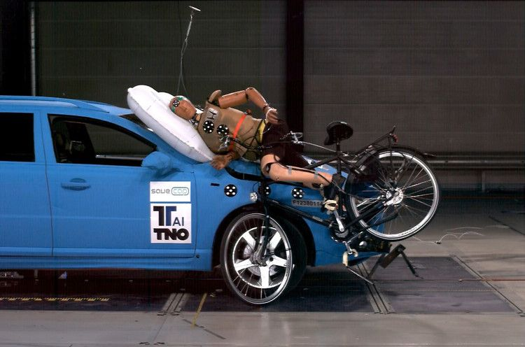 These Airbags For Cyclists Might Save Your Life When A Car Slams Into You | Co.Exist: World changing ideas and innovation