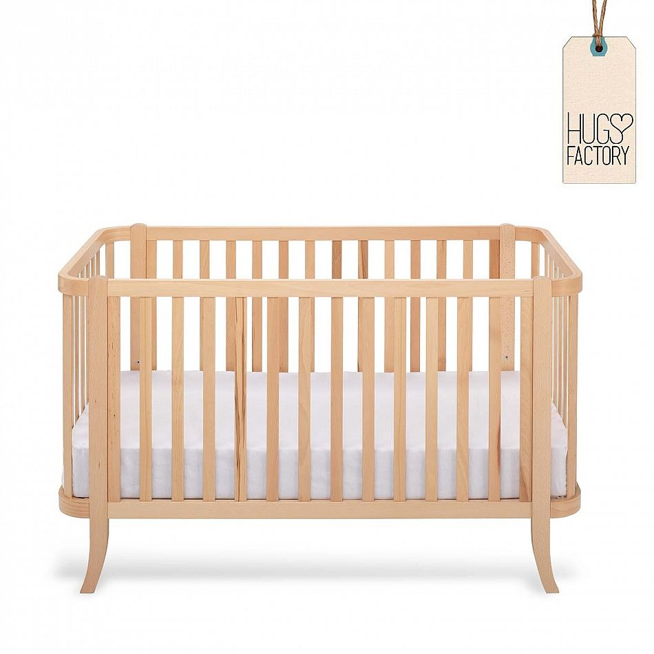Baby cribs dublin - Convertible Baby Bed Crib Manhattan By Hugs Factory