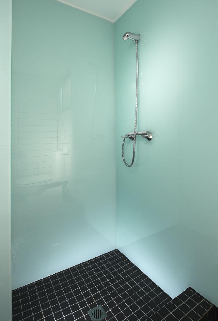 High Gloss Acrylic Wall Panels Back Painted Glass Alternative
