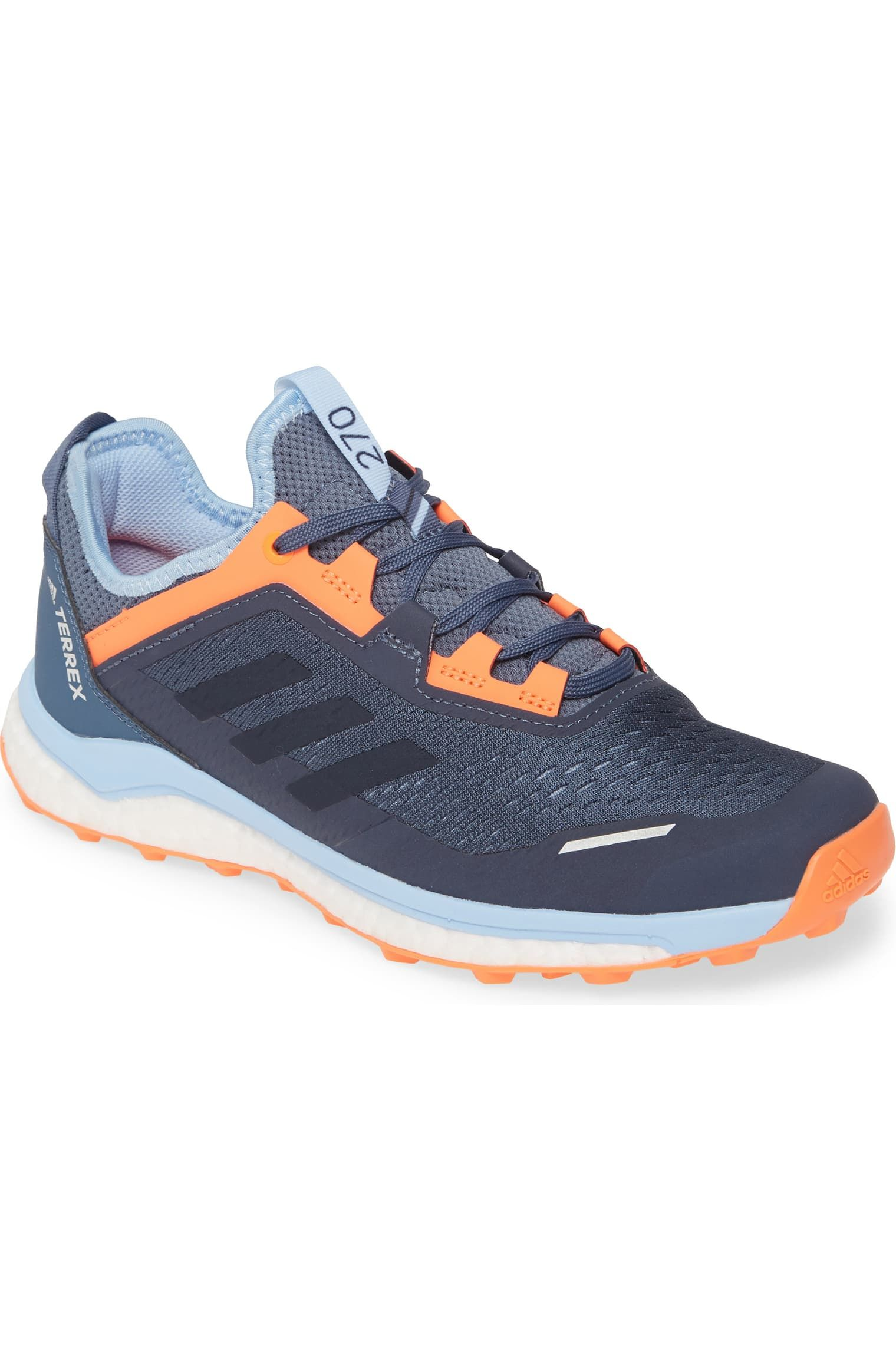 adidas Terrex Agravic Flow Trail Running Shoe (Women ...