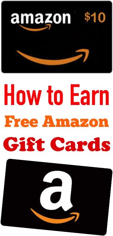 How To Earn Free Amazon Gift Cards Diy Thrill Extra Money Amazon Gift Card Free Earn Extra Money