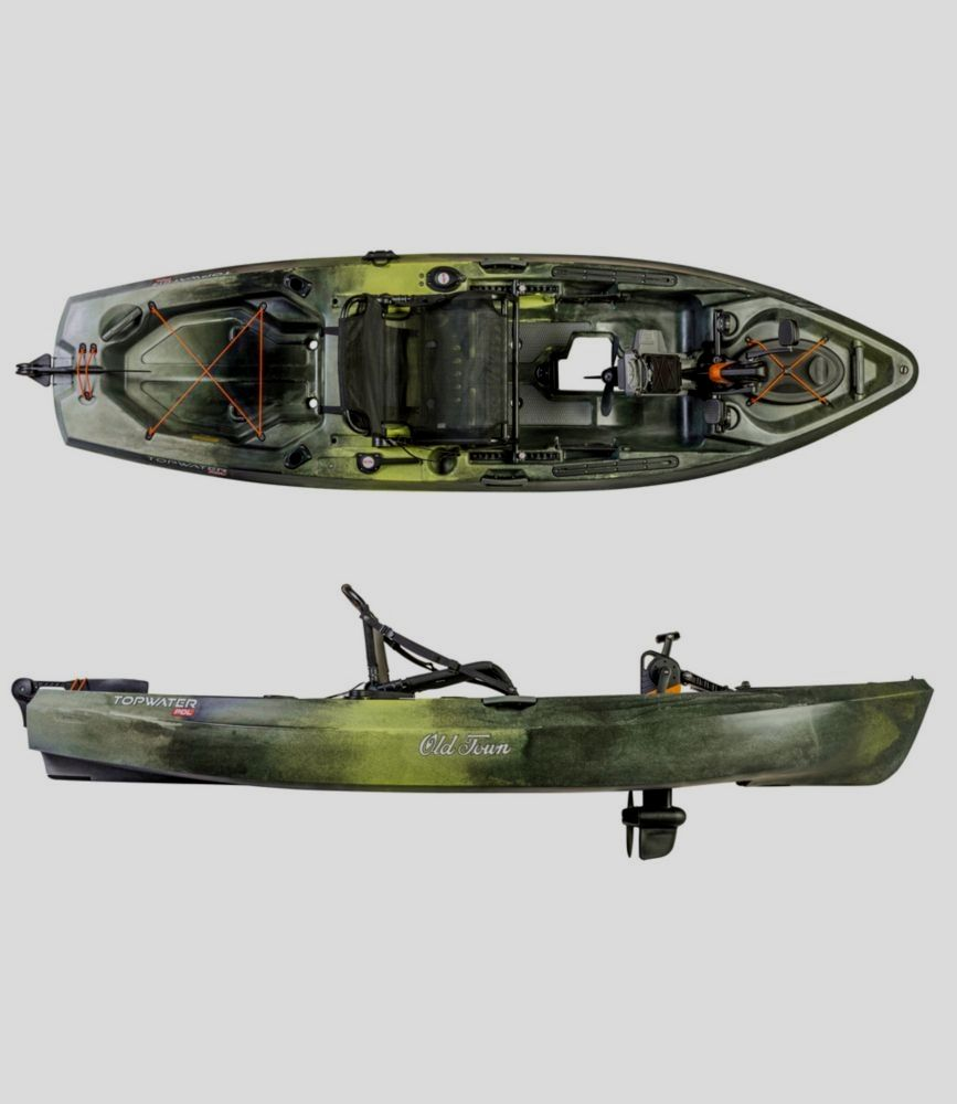 good old area topwater 106 reviews Angler kayak, Kayak