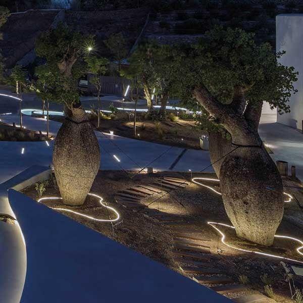 Exterior Lightingdesign Ideas: Outdoor Lighting Ideas , Flexible 3D Strip LED