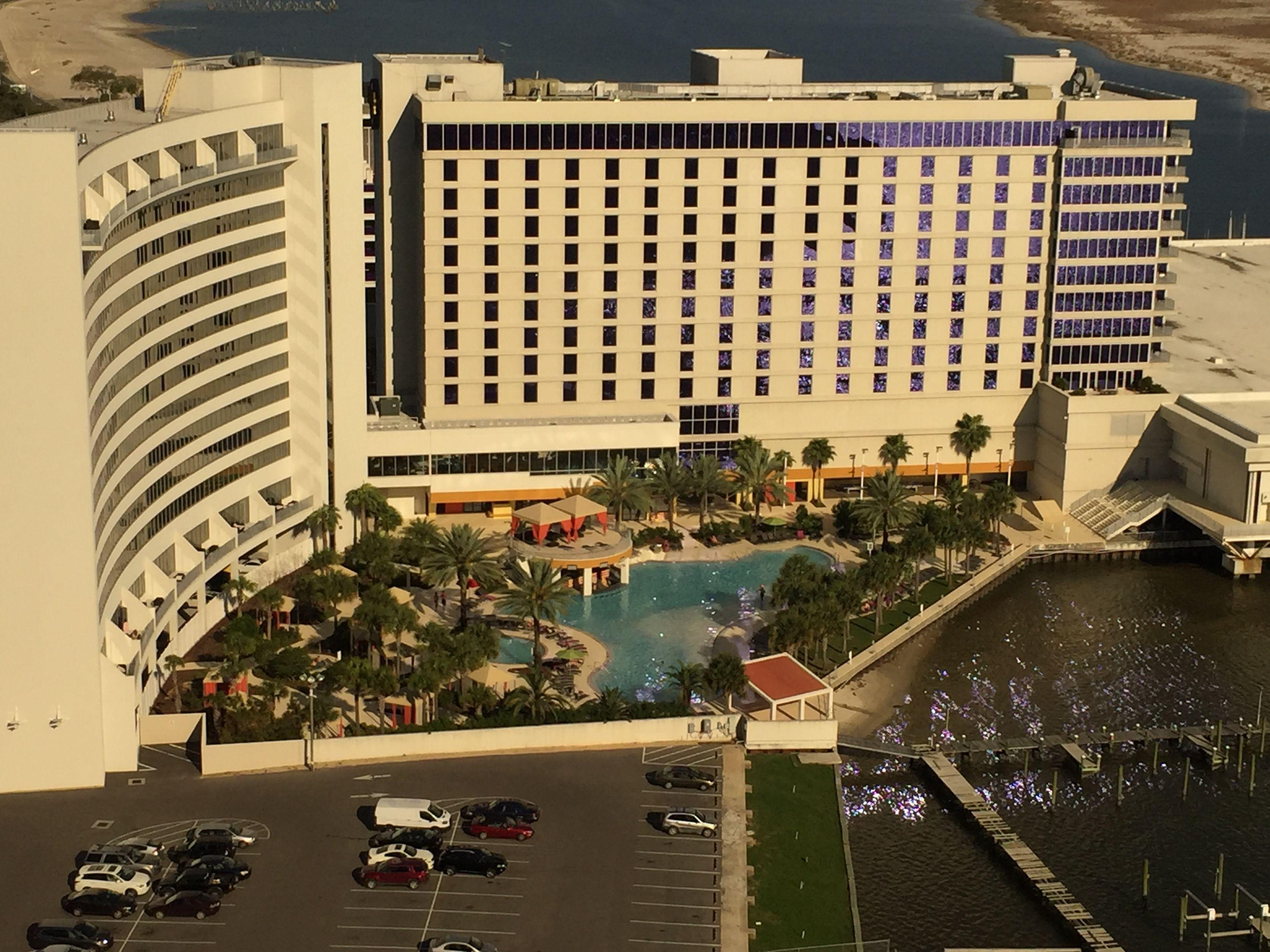 Hard Rock Resort From Beau Rivage Resort Casino Biloxi