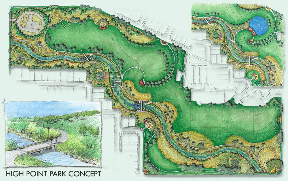 Presentation Graphics Colorado Landscape Architects Landscape