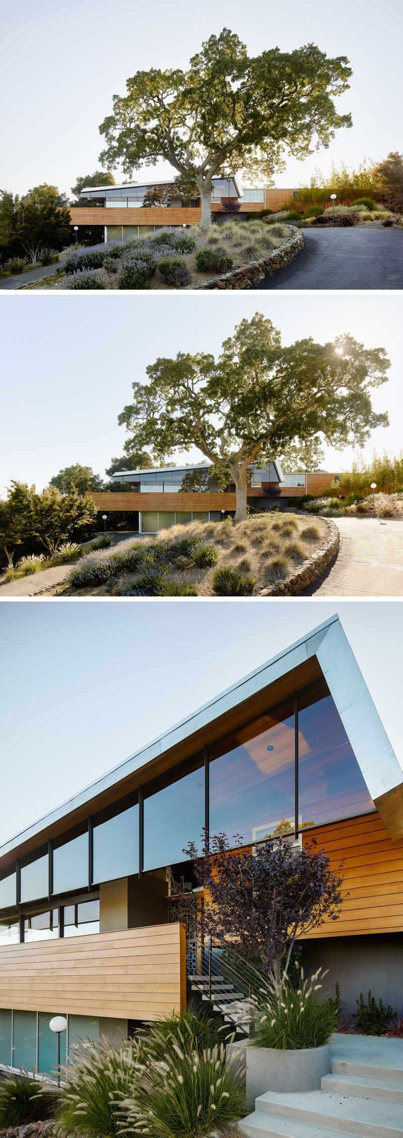 A Contemporary Redesign For A Mid Century Home
