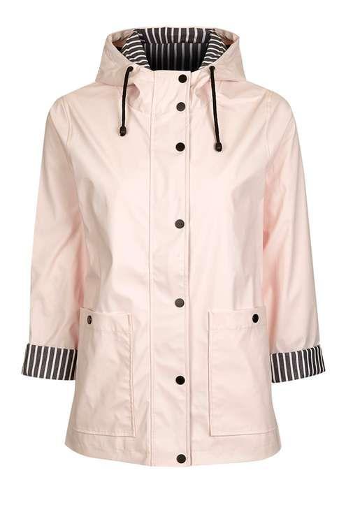 960fc9e42 PETITE Rain Mac   fashion   Rain mac, Stylish raincoats, Raincoats ...