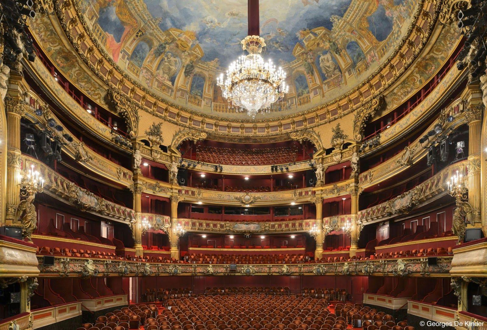Violetas El Arte Y El Teatro Teatro Colón Buenos Aires Argentina Royal Opera House London Opera House Opera
