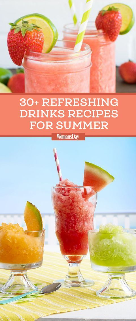 Cool Off With These Non-Alcoholic Drinks the Whole Family Can Enjoy