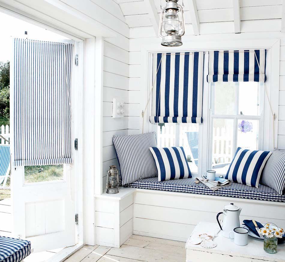 Id Es D Co Estivale De Style Marin Pour Une Maison De Vacances