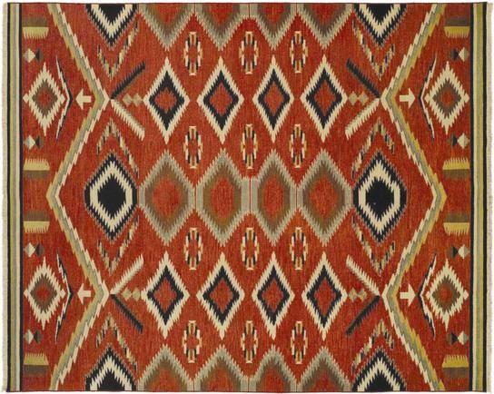 Elegant Peerless Rugs: Antique Nomadic Soumak   Kurd