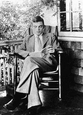 WAN Link Sniper: Alan Turing 1912-1954   Alan turing, Computer history,  History