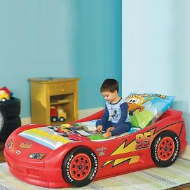 Little TikesR Lightning McQueenTM RoadsterTM Toddler Bed