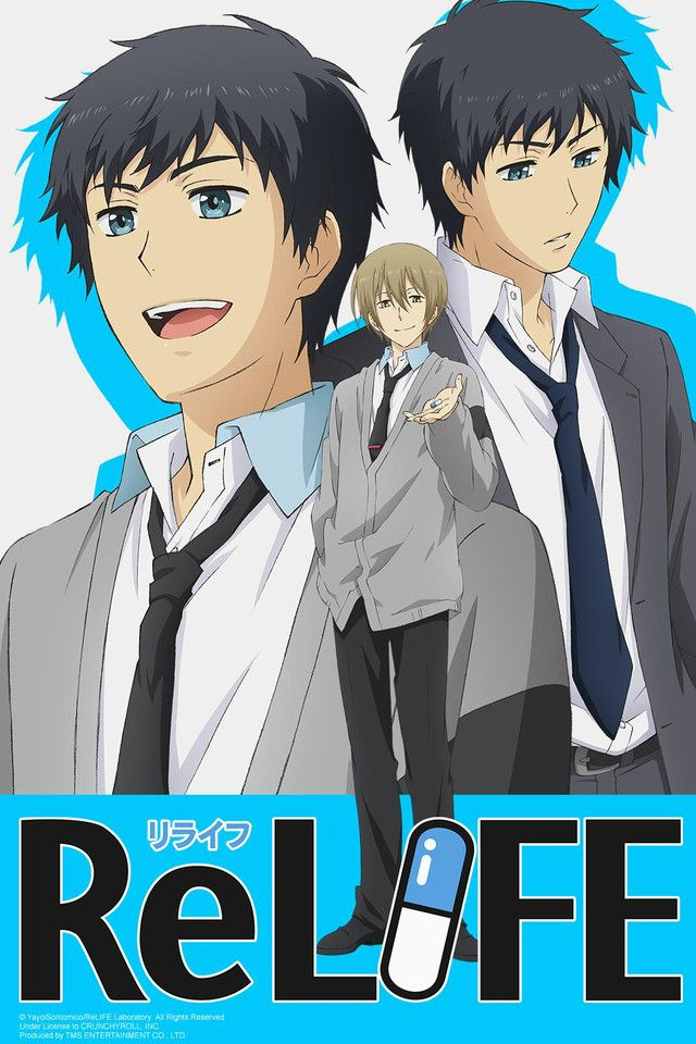 FourEpisode ReLIFE OVA Epilogue In The Works, March 2018