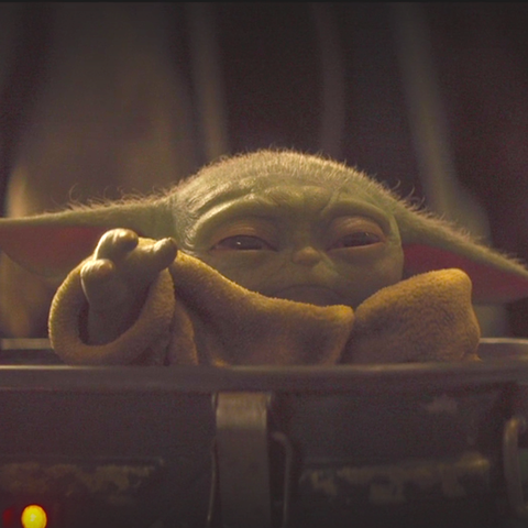 We Regret To Inform You Baby Yoda Might Be Evil Funny Star Wars Memes Star Wars Memes Star Wars Humor
