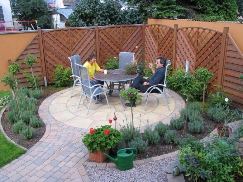 kiesbeet anlegen gartenplanung gartengestaltung pflanzen, Garten ideen