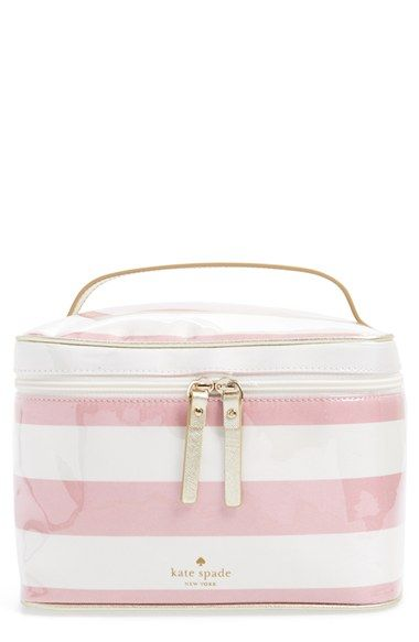 580fbbcc7ef8 kate spade new york java place - large natalie cosmetics case available at   Nordstrom