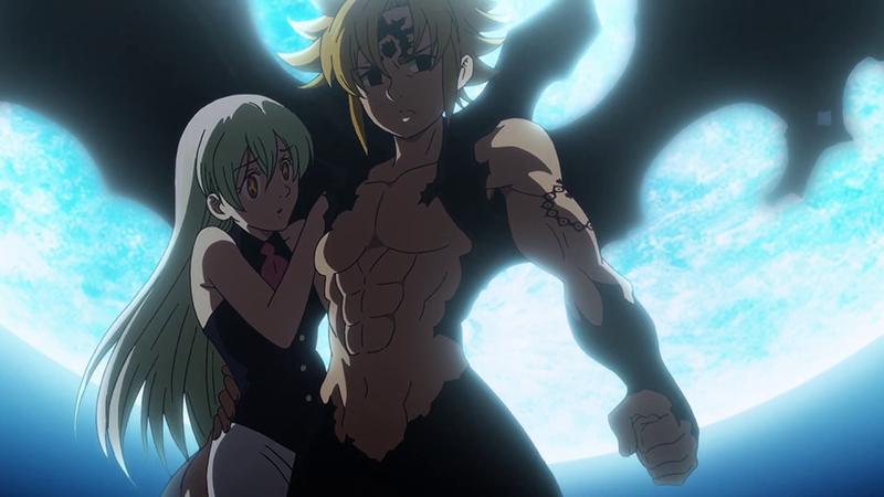 El anime ''Nanatsu no Taizai Season 4'', estrena avance