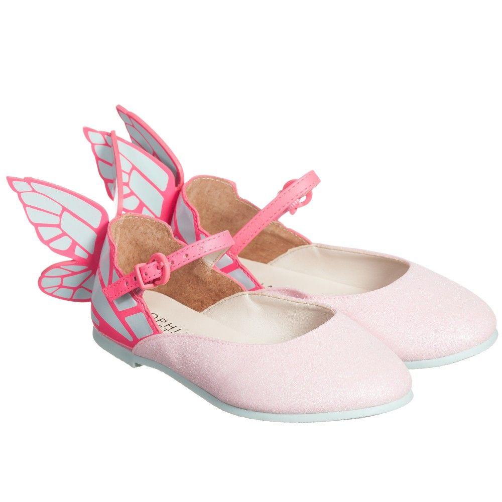 Sophia Mini-webster Sandales Papillon - Rose Et Violet gQPp8klRPR
