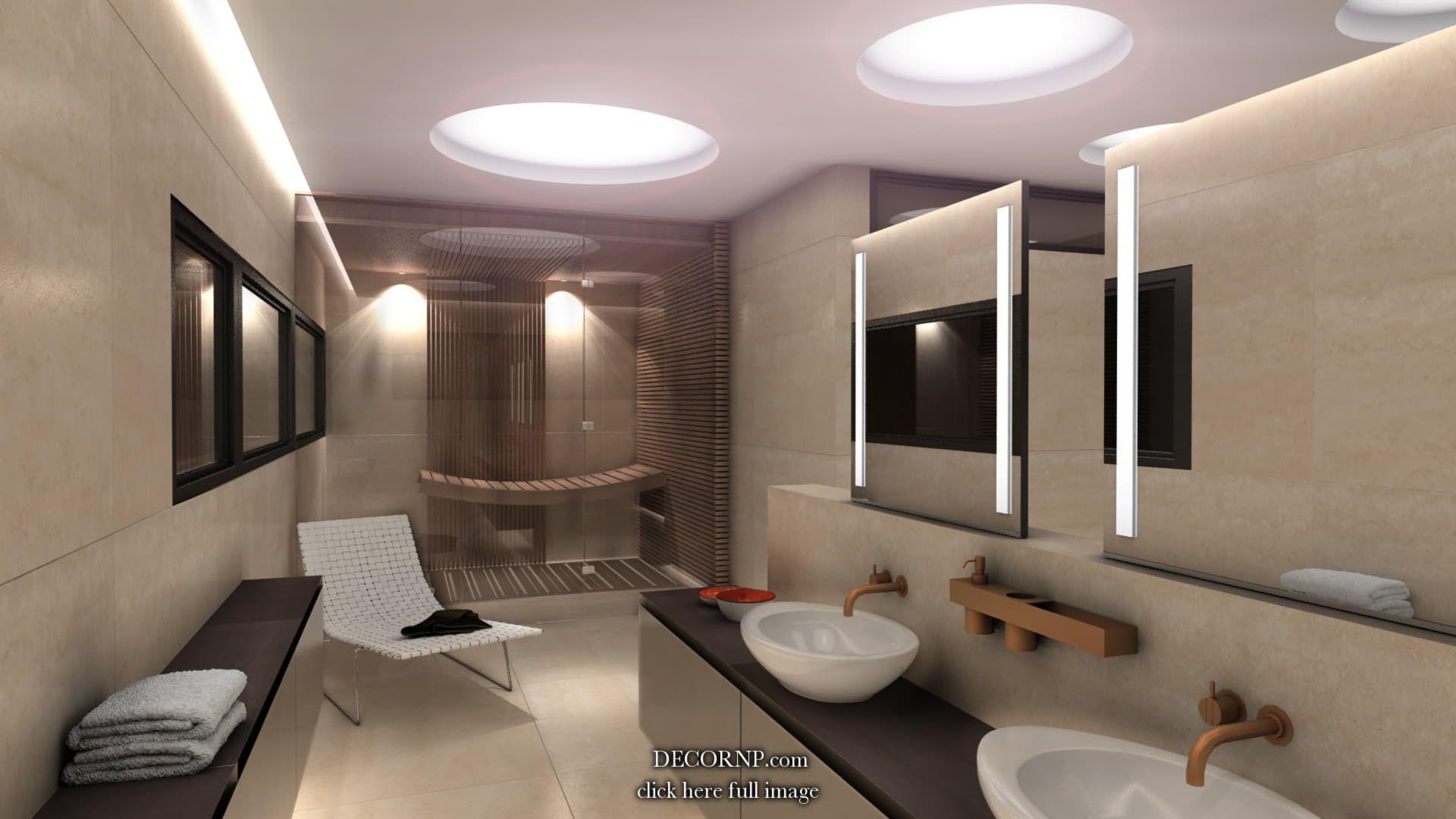 Luxury Bathroom Makeovers (Bathroom Design 2019